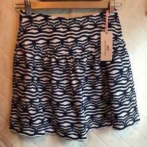 NWT Girls Vineyard Vines Skirt